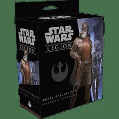 Fantasy Flight Games FFG Star Wars Legion: Rebel Specialists