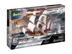 REVELL ModelSet HMS Revenge 1/350