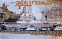 Dragon Schwerer Plattformwagen Typ SSY 1/35