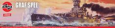 Airfix Admiral Graf Spee 1/600