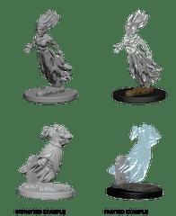 WizKids D&D Nolzur's Marvelous Miniatures: Ghost & Banshee