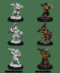 WizKids D&D Nolzur's Marvelous Miniatures: Goblins & Goblin Boss