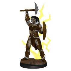 WizKids D&D Icons: Goliath Barbarian Female Premium Figure
