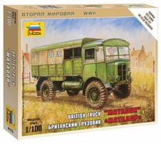 Zvezda British Truck Matador 1/100