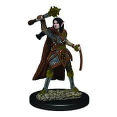 WizKids D&D Icons: Elf Female Cleric Premium Figure