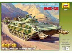 Zvezda BMP-2D 1/35
