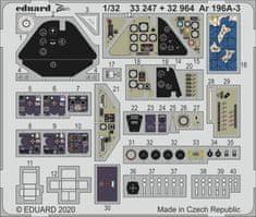 EDUARD Ar 196A-3 lepty 1/32