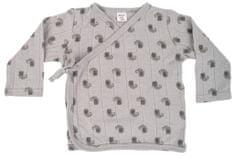 Lodger dziecięca koszulka kopertowa Topper LS Flame Tribe Mist