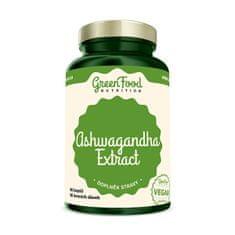 GreenFood Nutrition Ashwagandha Extract 90 kapslí