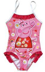 Disney Lány egyrészes fürdőruha Peppa Pig PP13455