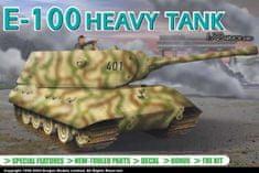 Dragon German Heavy Tank E-100 1/72