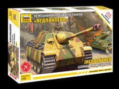 Zvezda German Jagdpanther 1/72