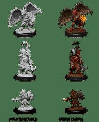 WizKids D&D Nolzur's Marvelous Miniatures: Kobold Inventor, Dragonshield & Sorcerer