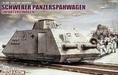 Dragon Schwerer Panzerspahwagen (Infanteriewagen) 1/35
