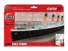 Airfix Starter Set RMS Titanic 1/1000