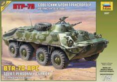 Zvezda BTR-70 1/35