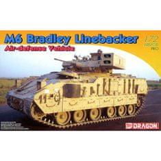 Dragon M6 Bradley Linebacker Air-defense Vehicle 1/72