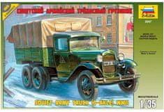 Zvezda GAZ-AAA Soviet Truck 1/35