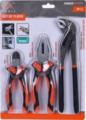 Koopman FX Tools Sada kleští 3 ks (1311118819)