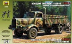 Zvezda 4WD Cargo Truck L 4500 A 1/35