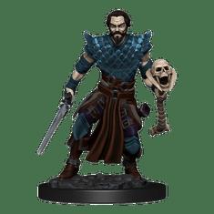 WizKids D&D Icons: Human Warlock Male Premium Miniature