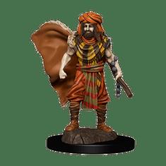 WizKids D&D Icons: Human Druid Male Premium Miniature