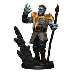WizKids D&D Icons: Firbolg Male Druid Premium Figure