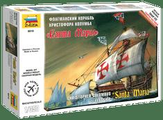 "Zvezda Christopher Columbus flagship ""Santa Maria"" 1/350"