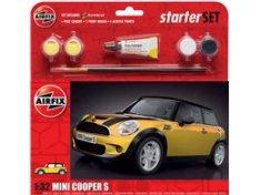 Airfix Starter Set MINI Cooper S 1/32