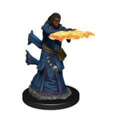 WizKids D&D Icons: Human Wizard Female Premium Figure