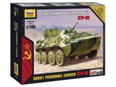 Zvezda BTR-80 1/100