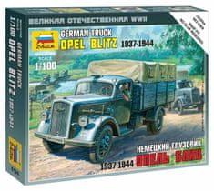 Zvezda German 3t Truck 1/100
