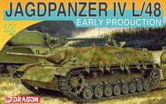 Dragon Jagdpanzer IV L/48 – early production 1/72