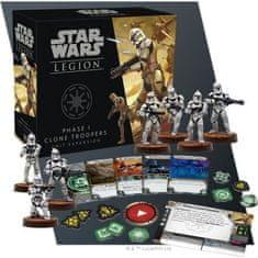 Fantasy Flight Games FFG Star Wars Legion: Phase 1 Clone Troopers