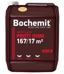Bochemit  Antiflash - protipožiarny náter na drevo číry/bezfarebný 5kg