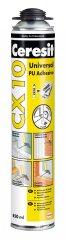 Ceresit  CX10 850ml - pu pena univerzálne polyuretánové lepidlo