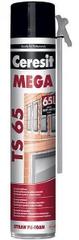 Ceresit  TS65 MEGA 800ml - pu pena nízkoexpanzná trubičková