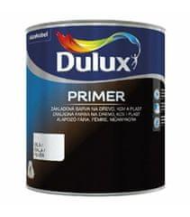 DULUX  WB Primer základná vodou riediteľná farba na drevo, biela 0,7l