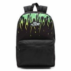 Vans Batoh By New Skool Backpac Black/Slime