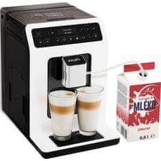 KRUPS automatický kávovar EA890110 Evidence bílá