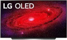 LG OLED55CX3LA Smart OLED TV, 139 cm, 4K Ultra HD, fekete