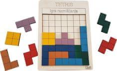 LINIT DESIGN Tetris - igra razmišljanja