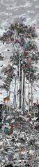 OSBORNE & LITTLE Ozadje ANIMAL GLADE 01 iz kolekcije FOLIUM