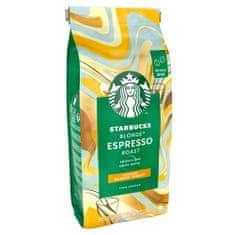 Starbucks Blonde Espresso Roast, zrnková káva, 450 g