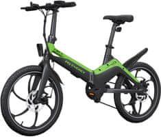 Vivax MS Energy E-bike i10, black green