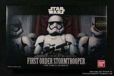Namco Bandai Games Bandai Star Wars First Order Stormtrooper 1/12