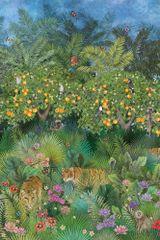 MATTHEW WILLIAMSON Tapeta TIGER GROVE 01 z kolekce DAYDREAMS