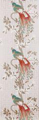 NINA CAMPBELL Tapeta PARADISO 04 z kolekce PARADISO