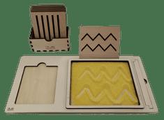 LINIT DESIGN Ploščice za vaje pisanja s podlogo