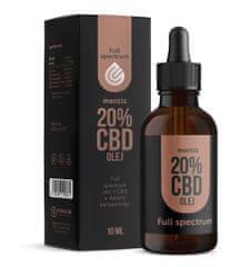 Mentis 20% CBD Full Spectrum olej